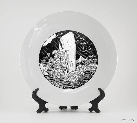 """Тарелка """"Моби Дик"""" (арт. 774)"""