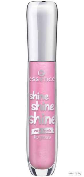 """Блеск для губ """"Shine shine shine"""" (тон: 02, smile, sparkle, shine) — фото, картинка"""