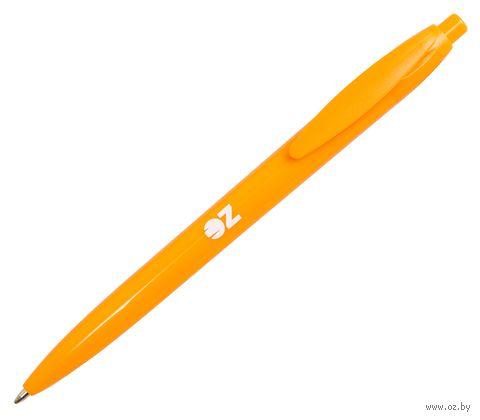 Оранжевая ручка OZ