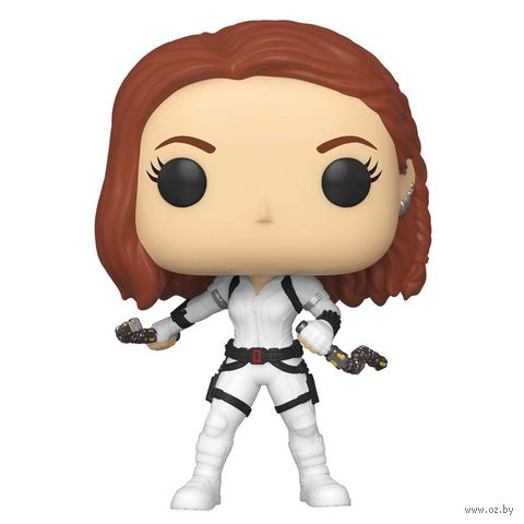 """Фигурка """"Black Widow. White suit"""" — фото, картинка"""