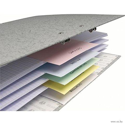 Разделитель для документов картонный (100 штук)