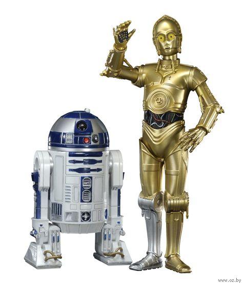 """Набор фигурок """"Звездные войны. R2-D2. C-3PO"""" — фото, картинка"""
