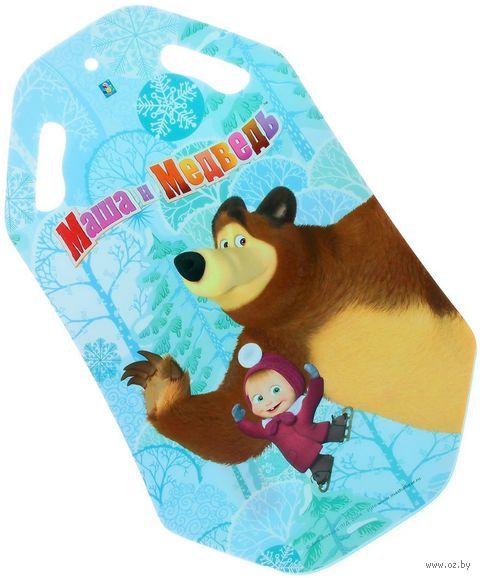 """Ледянка """"Маша и Медведь"""" (92 см) — фото, картинка"""