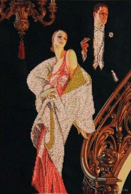 "Вышивка бисером ""Светский раут"" (310х460 мм) — фото, картинка"