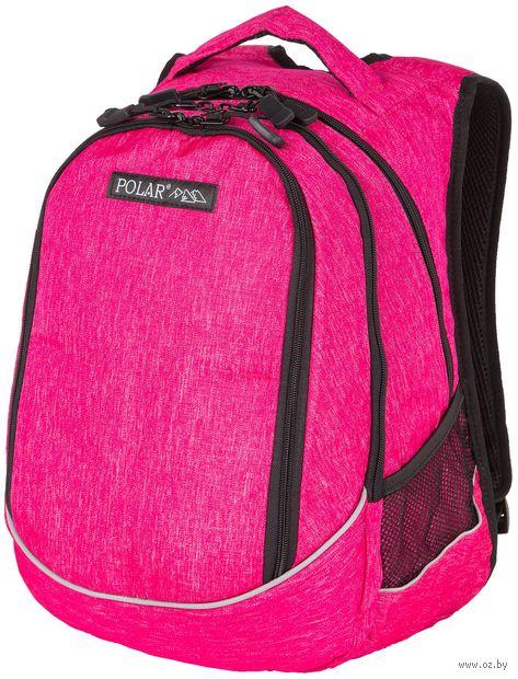 Рюкзак 18301 (17 л; тёмно-розовый) — фото, картинка