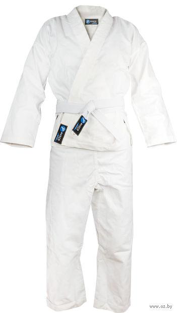 Кимоно для карате (р. 3/160; белое) — фото, картинка