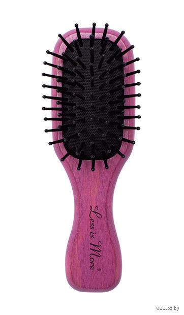"Щётка для волос ""Less Is More"" (арт. LIMBRUSH26) — фото, картинка"
