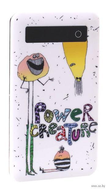 Внешний аккумулятор (Power bank) SmartBuy POWER CREATURE, 4500 мАч (SBPB-4000)
