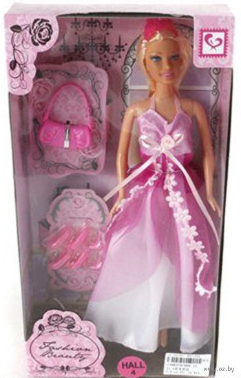 """Кукла """"На бал"""" (29 см; арт. 888-13)"""