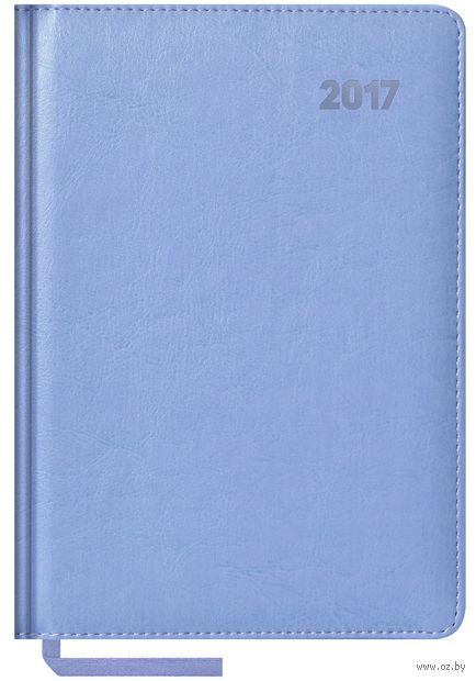 """Ежедневник датированный """"Sarif"""", 2017 (А5; 176 листов; сиреневый)"""