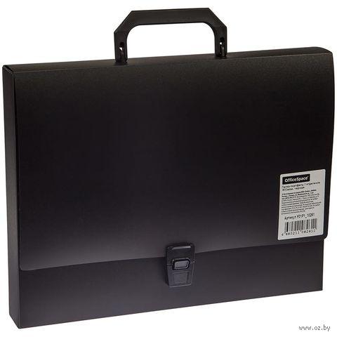"""Папка-портфель """"OfficeSpace"""" (А4; арт. F01P1_10261) — фото, картинка"""