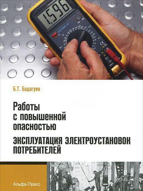 Работы с повышенной опасностью. Эксплуатация электроустановок потребителей. Булат Бадагуев