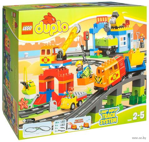 """LEGO Duplo """"Большой поезд"""""""