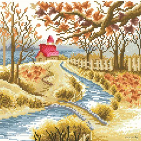 """Алмазная вышивка-мозаика """"Осень"""""""