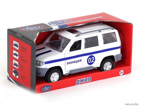 """Модель машины инерционная """"Полиция"""" (арт. 20603АПР)"""