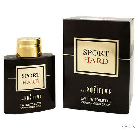 "Туалетная вода для мужчин ""Sport hard"" (90 мл)"