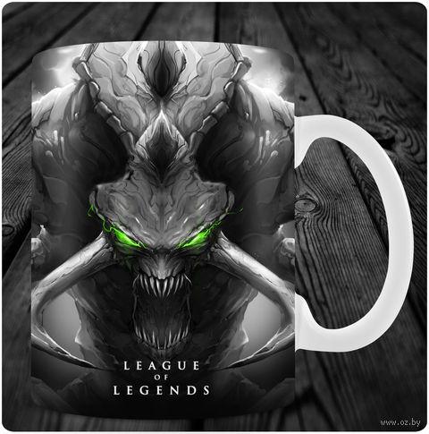 """Кружка """"Лига Легенд"""" (арт. 4) — фото, картинка"""