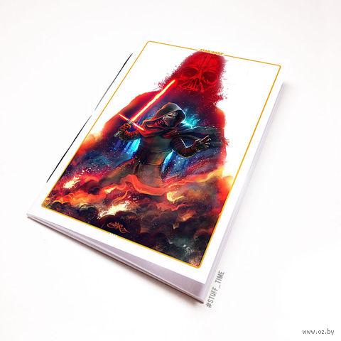 """Блокнот """"Звездные войны"""" (А5; арт. 930) — фото, картинка"""