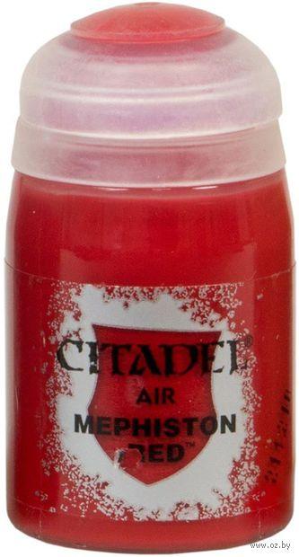 "Краска для аэрографа ""Citadel Air"" (mephiston red; 24 мл) — фото, картинка"