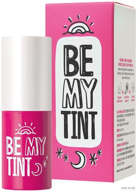 """Тинт для губ """"Be My Tint"""" тон: 01, wannabe pink — фото, картинка"""