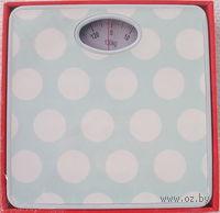 Весы бытовые в металлическом корпусе (арт. 21CZT061-2)