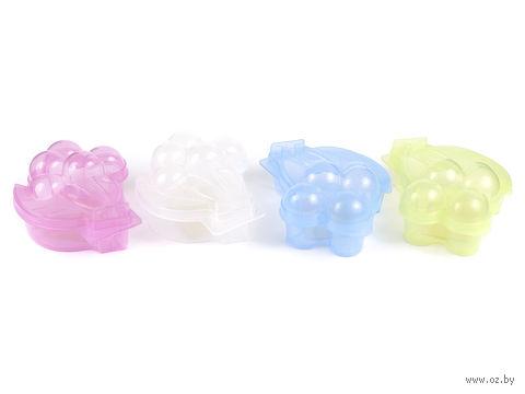 Контейнер для фруктов пластмассовый (13*10,4*6,3 см)
