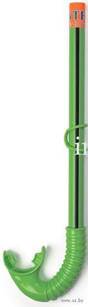 Трубка для подводного плавания пластмассовая детская (40 см; арт. 55921)