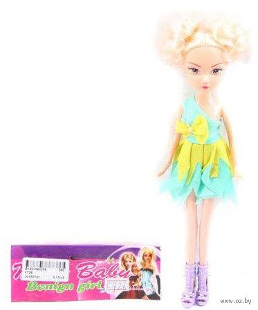 """Кукла """"Крутая девчонка"""" (29 см; арт. F726)"""