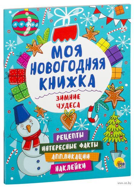 Моя новогодняя книжка. Зимние чудеса — фото, картинка