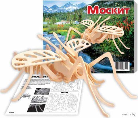 """Сборная деревянная модель """"Москит"""" — фото, картинка"""