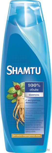 """Шампунь SHAMTU """"С экстрактом женьшеня"""" (360 мл)"""