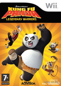 Kung Fu Panda: Legendary Warriors (Wii)