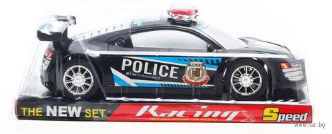 "Машинка инерционная ""Police. Racing Speed"" — фото, картинка"