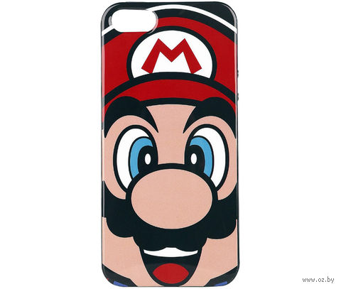 Чехол для Apple iPhone 5/5s Mario