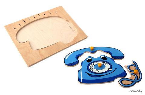 "Рамка-вкладыш ""Телефон"" — фото, картинка"