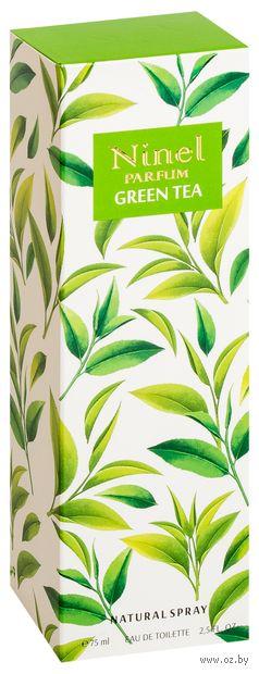 """Туалетная вода для женщин """"Green Tea"""" (75 мл) — фото, картинка"""