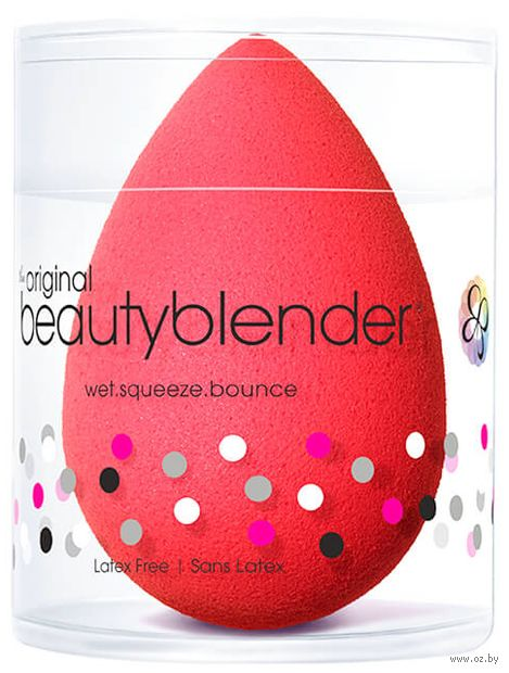 "Спонж для макияжа ""Beautyblender Red carpet "" — фото, картинка"
