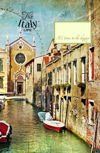 "Блокнот ""Венецианские каналы"" (А5)"