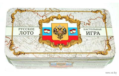 """Лото """"Русское"""" (арт. 137-001) — фото, картинка"""