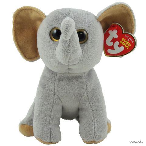 """Мягкая игрушка """"Слонёнок Sahara"""" (15 см) — фото, картинка"""