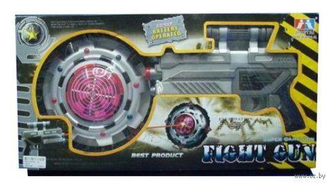 """Пистолет """"Fight Gun"""" (с мишенью)"""