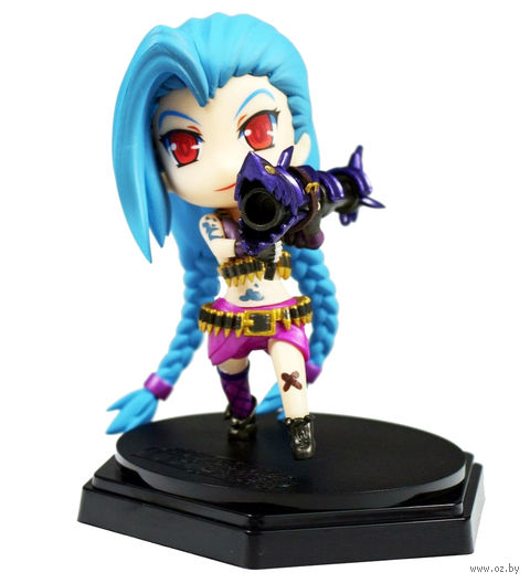 Фигурка League of Legends. Jinx (12 см)
