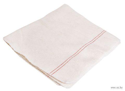 Салфетка для уборки пола (600х700 мм; белая) — фото, картинка