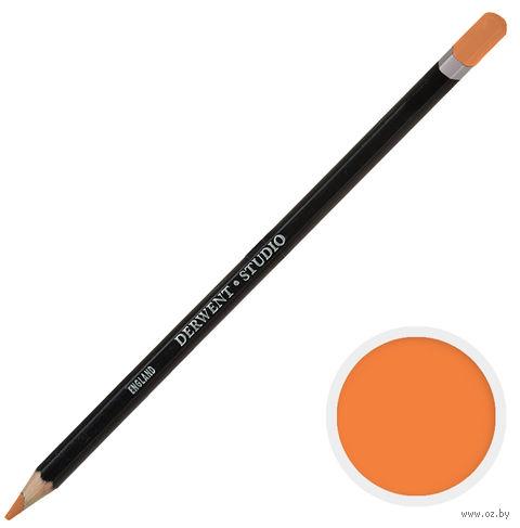 Карандаш цветной Studio 10 (хром оранжевый)