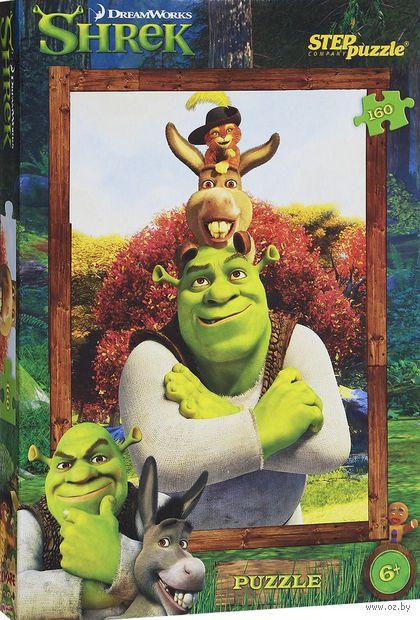 """Пазл """"Shrek"""" (160 элементов) — фото, картинка"""