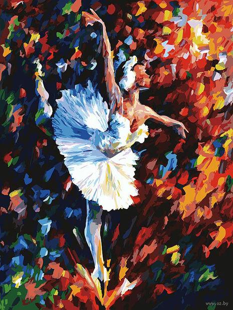 """Картина по номерам """"Танец души"""" (300х400 мм) — фото, картинка"""