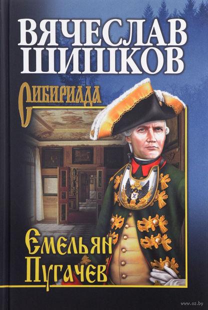 Емельян Пугачев. Книга 1 — фото, картинка