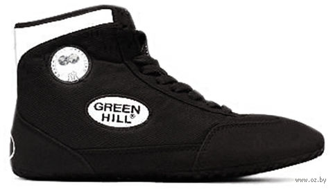 Обувь для борьбы GWB-3052/GWB-3055 (р. 40; чёрно-белая) — фото, картинка