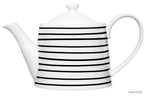 "Чайник заварочный ""Stripe"" (1,2 л) — фото, картинка"