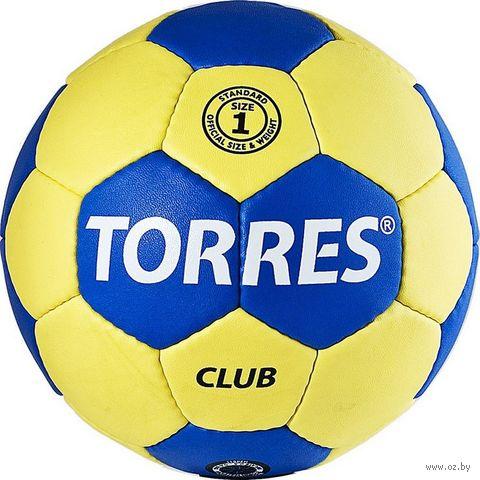 Мяч гандбольный Torres №1 — фото, картинка